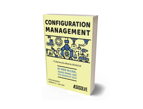 2020-06 Configuration Management cover 3D
