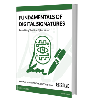 fundamentals of digital signatures fips 186-4
